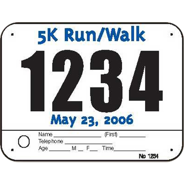 Amazing image pertaining to printable race bibs free